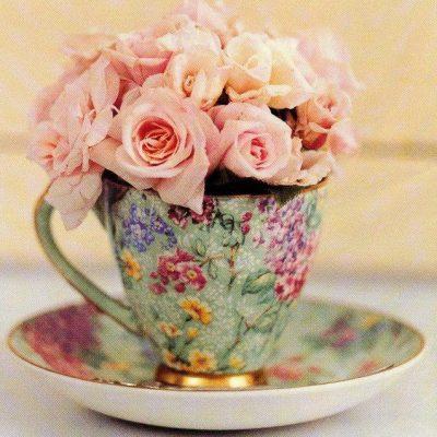 Tea Time with GOD: The Tea Cup Story